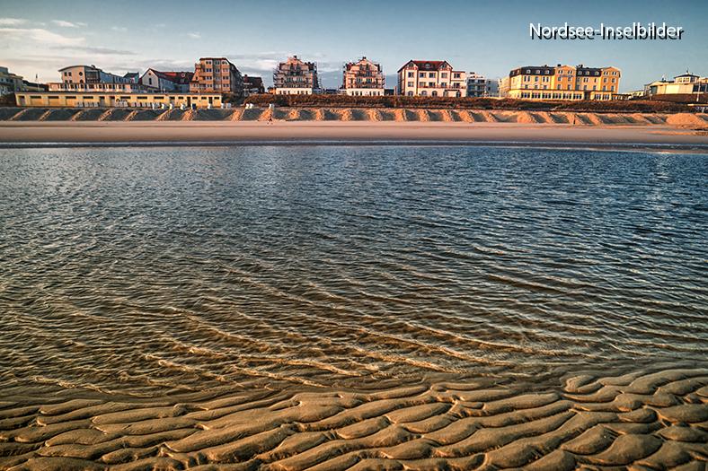 | Nordseeinseln | Wangerooge | ...Strandpromenade