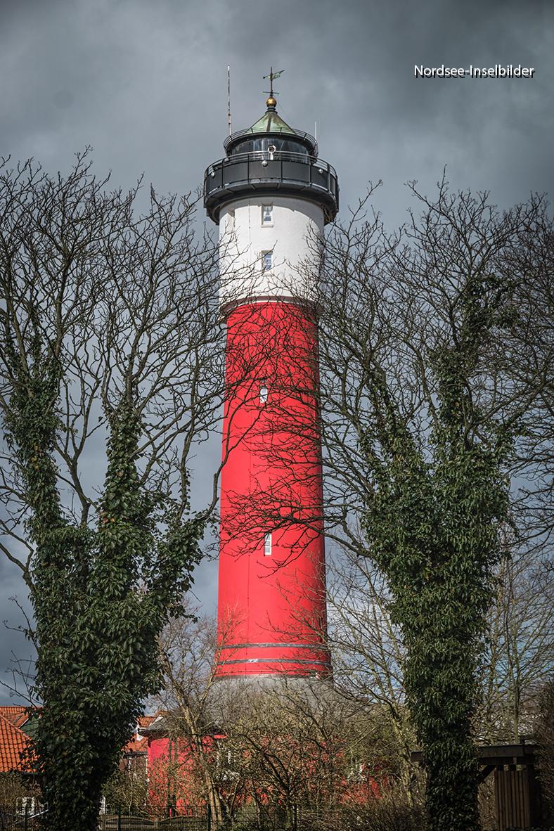 | Nordseeinseln | Wangerooge | ...alter Leuchtturm