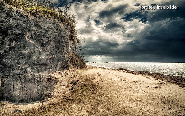 | Nordseeinseln | Wangerooge | ...Bunkerreste im Ostteil der Insel