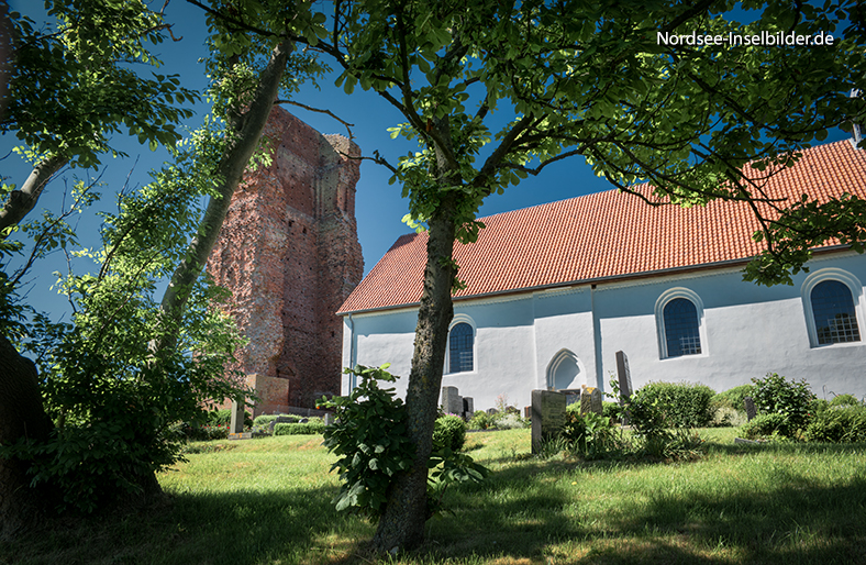 | Nordseeinseln | Pellworm | ...Alte Kirche St. Salvator