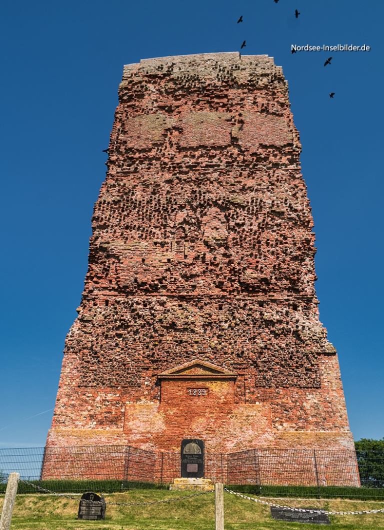 | Nordseeinseln | Pellworm | ...Turmruine aus dem 13./14. Jahrhundert