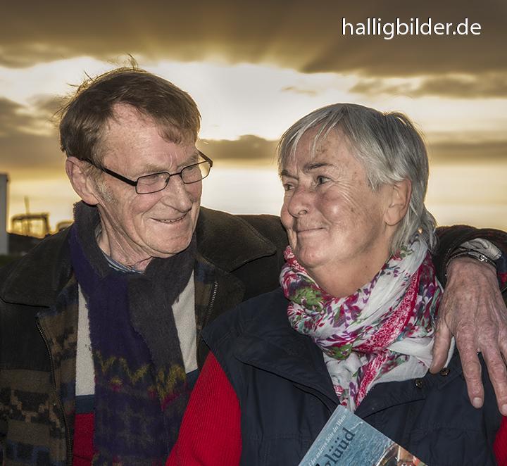 | Halligen | Langeneß | ...Hans-Werner und Renate (Ketelswarf)
