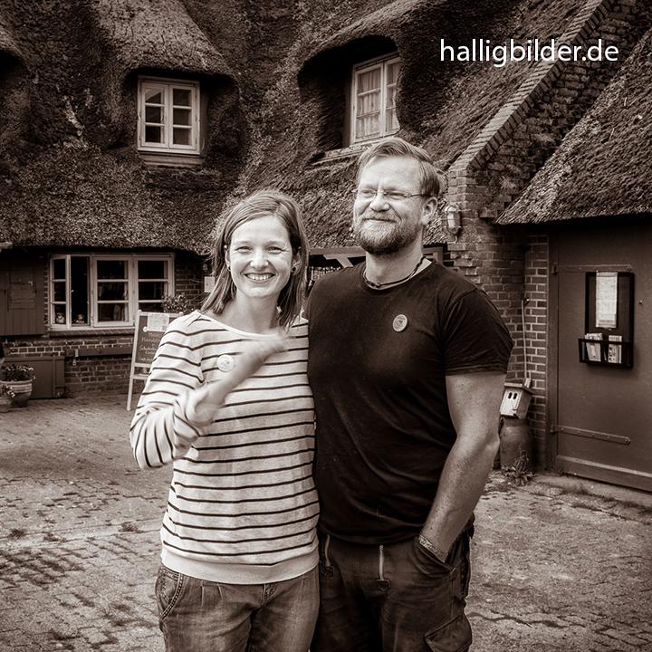 Nele und Holger