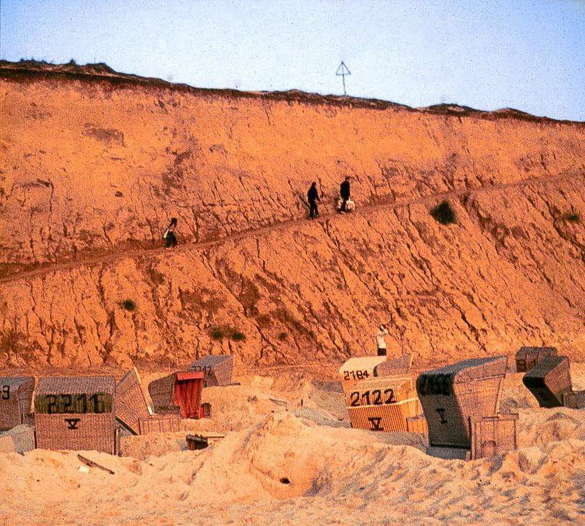 Rotes Kliff - Aug. 1973