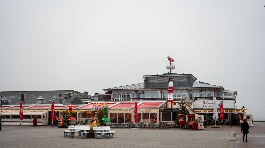 Sylt-Hafen List