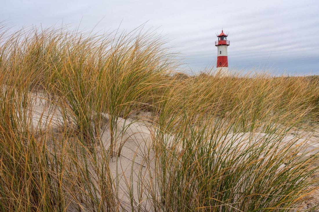 Sylt-List-Ellenbogen-Leuchtturm List-Ost
