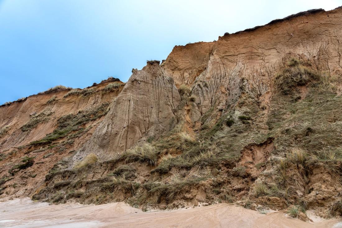 Sylt-Kampen-Rotes Kliff