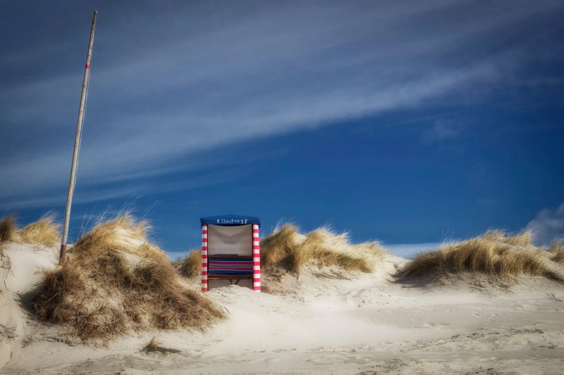 | Nordseeinseln | Borkum | ...typisches Borkumer Strandzelt